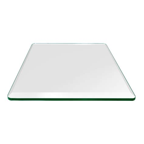 54 inch square glass table top 54 inch square glass table top 1 2 inch bevel