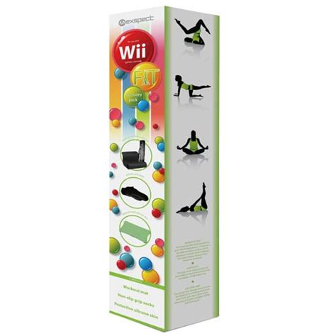 Nintendo Wii Mat by Nintendo Wii Fit Accessory Pack With Mat Ebay