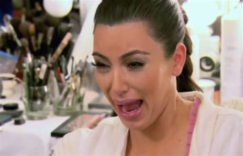 Crying Meme - crying kim kardashian meme generator captionator caption