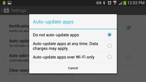 android disable auto update how to disable automatic app updates on android