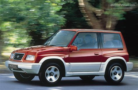 Suzuki Vitara Weight Suzuki Vitara 3 Doors Specs 1989 1990 1991 1992 1993