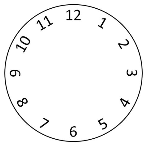 simple clock drawing in powerpoint clock icons powerpointy