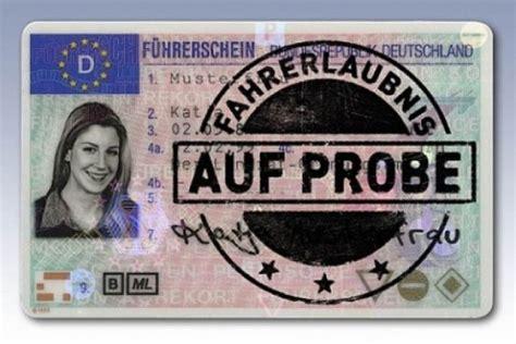 Probezeit Auto Wie Lange by Ratgeber F 252 Hrerschein Bilder Autobild De