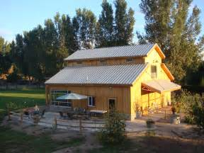 Barn Roof Types by Metal Roof Panel Types Viewing Gallery