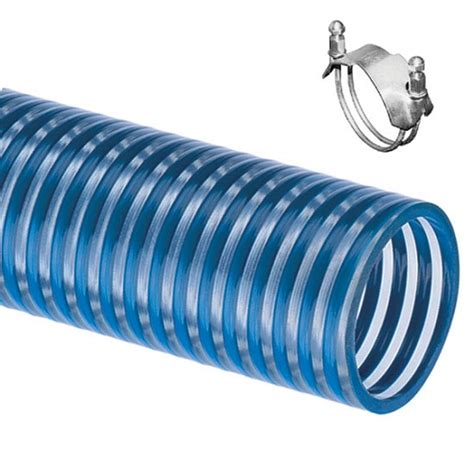 cold flex low temperature 2 inch water suction hose at