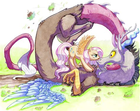 discord x fluttershy lemon discord and the elements of harmony on discord fanclub