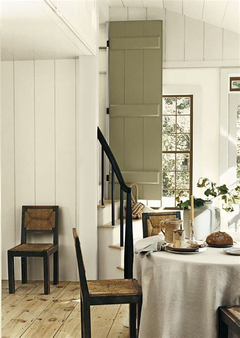 soft neutral colors for a casual dining room ralph