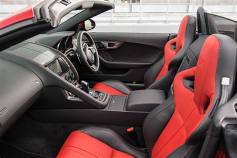 Jaguar F Type R Interior by 2016 Jaguar F Type R Awd Interior Seats 02 Photo 33
