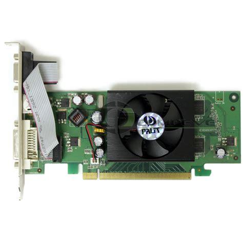 Vga Nvidia Geforce 2gb Ddr2 Palit Nvidia Geforce 7200gs 256mb Ddr2 Pcie X16 Dvi Vga