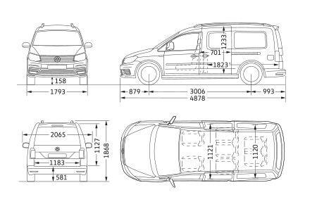vw caddy maxi life | volkswagen vans and commercial
