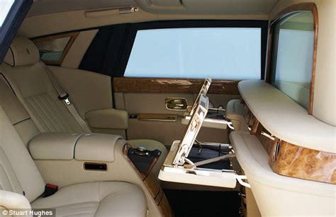 rolls royce gold interior a car for goldfinger grenade proof rolls royce phantom