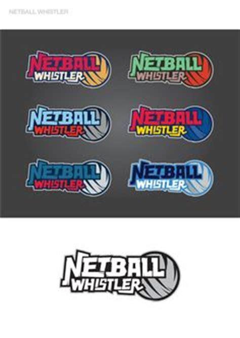 design a netball logo netball whistlers logo designs