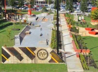 Gopro Plaza Marina new pads skatepark in lake darlot skate in