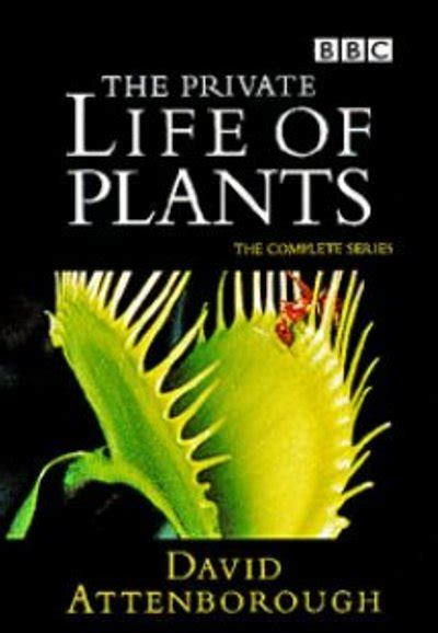 the private lives of the private life of plants season 1 episode list