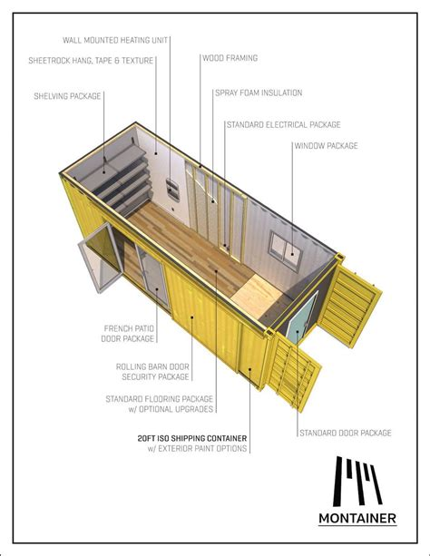 homes made from shipping containers floor plans tiny house maker montainer designs homes in shipping