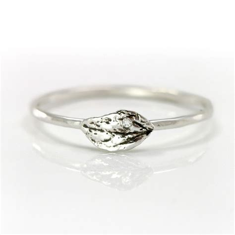 sterling silver leaf ring rings rings rings