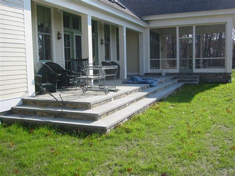 more step pictures bluestone fieldstone and