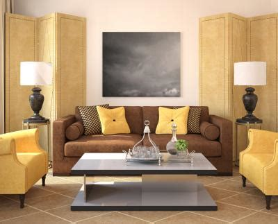 What Color Goes With Brown Furniture by What Paint Color Goes Best With Brown Furniture Ehow