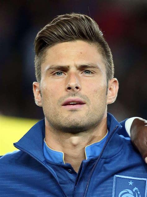 european soccer hairstyles best 25 olivier giroud hairstyle ideas on pinterest