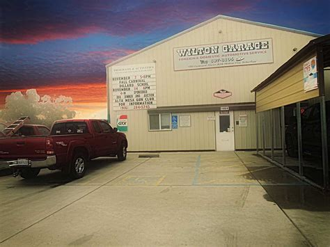 Wilton Garage by Auto And Truck Repair
