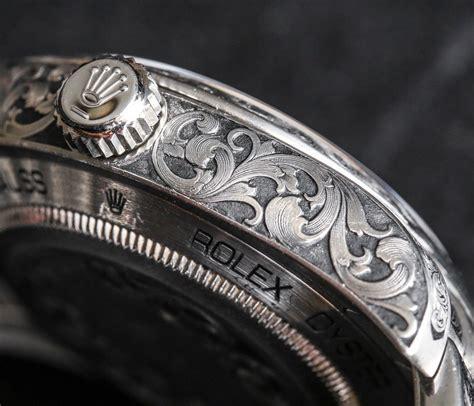 engraved on rolex milgauss 116400 customized by madeworn uhrforum