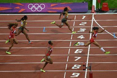 london olympics: track team pushes u.s. to the lead into