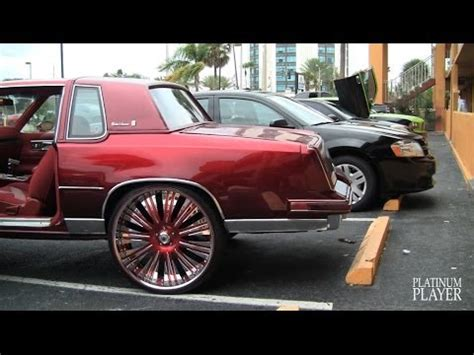 blacked out oldsmobile cutlass on 24 irocs blacked out oldsmobile cutlass on 24 quot irocs doovi