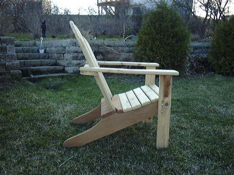 Norm Abrams Adirondack Chair by Adirondack Chair