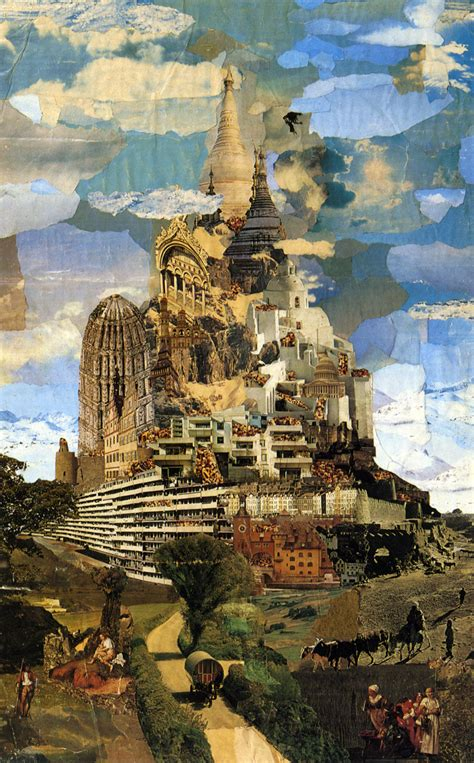 babel a blog of modern architecture the future of architecture and other collages by nils ole