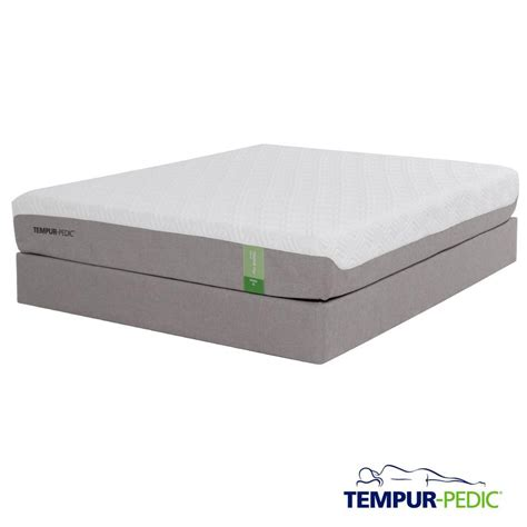 Memory Foam Mattress Foundation Tempur Flex Prima Memory Foam Mattress Set W Regular