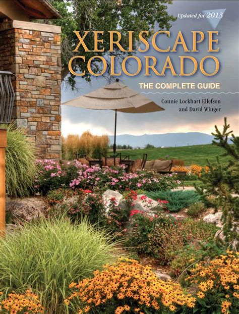landscaping denver co xeriscape colorado the complete guide by connie ellefson ideas specific to my outdoor