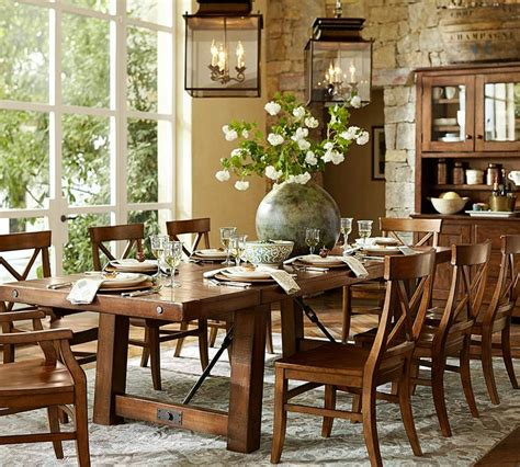 Table Ls Living Room Pottery Barn by 19 Best Large Dining Tables Images On Dining