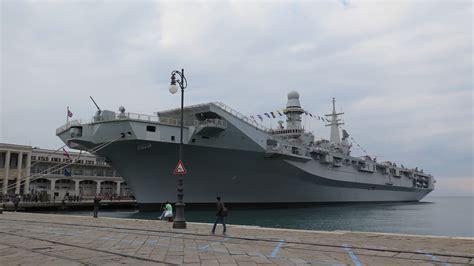 nuove portaerei americane unit marine by francesco artuso 187 il porto di trieste