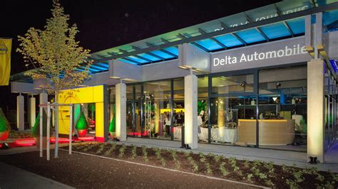 Delta Auto Mainz by Delta Automobile Opel Showroom Autohaus De