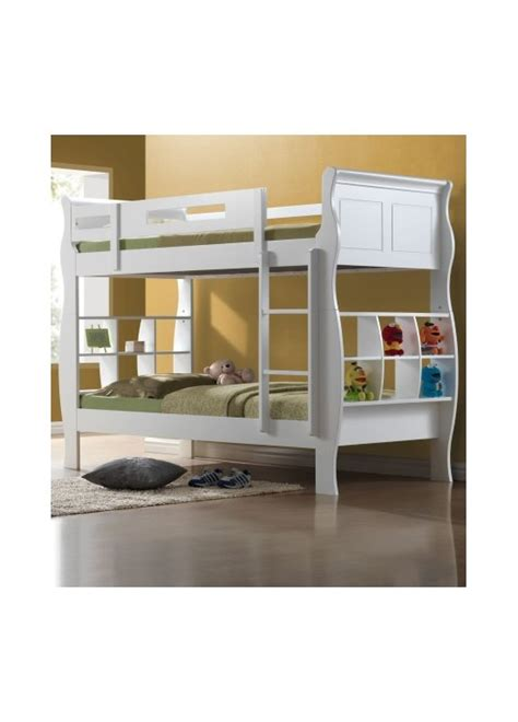 Joseph Bunk Beds White Joseph International Bunk Beds