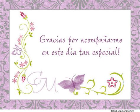 Gift Card In Spanish - thank you card invitations thank you cards in spanish spanish thank you wording