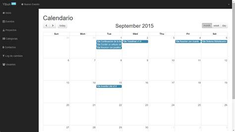 Sistema De Calendario Yibun Sistema De Agenda Personal Evilnapsis