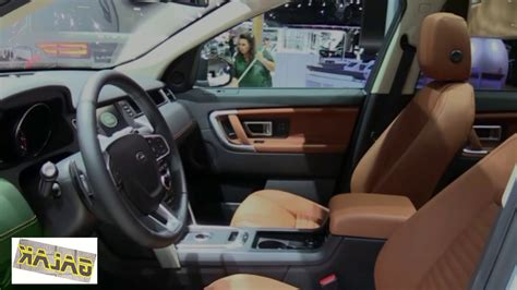 land rover discovery sport interior 2018 land rover discovery sport interior