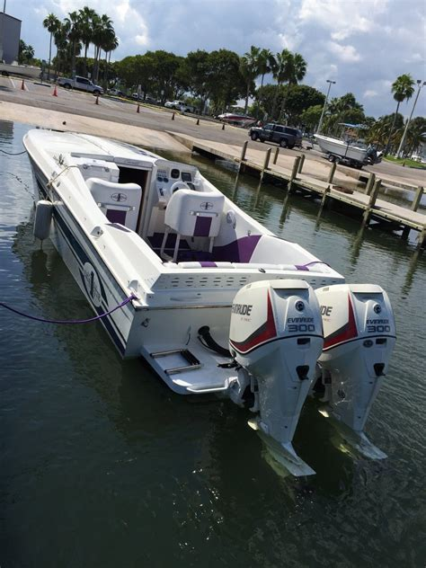 cigarette boat for sale usa cigarette 1988 for sale for 96 900 boats from usa