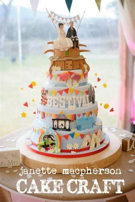 Weddingku Wedding Festival by 15 Best Images About Festival Themed Cakes On