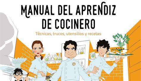 manual del aprendiz de cocinero kiss fm