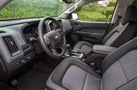Chevrolet Colorado Interior by 2015 Chevrolet Colorado Reviews And Rating Motor Trend