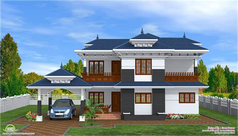 Home Plan Image by February 2013 Kerala Home Design And Floor Plans