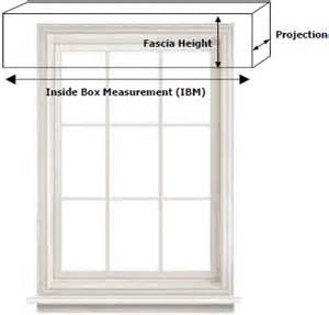 Window Valance Measurements window valance box measurements tips tricks box valance boxes and scallops