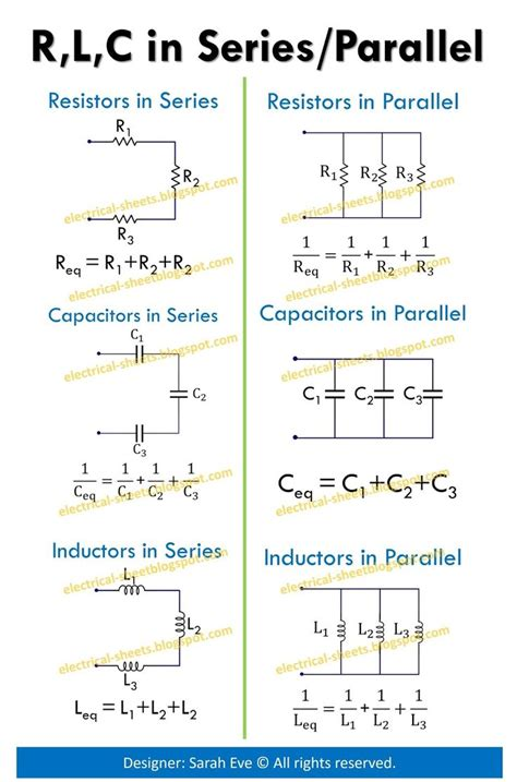 formula for inductors in parallel 17 best ideas about electrical engineering on electrical engineering schools