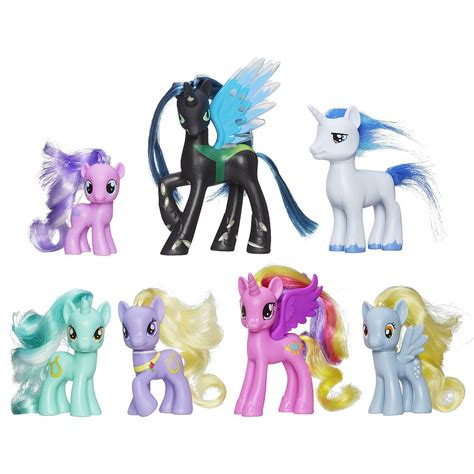 For The Princess In All Of Us by Equestria Daily Mlp Stuff Mlp Favorites Collection Set
