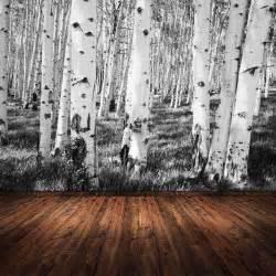 fotos auf tapete kleben die besten 17 ideen zu fototapete auf wald