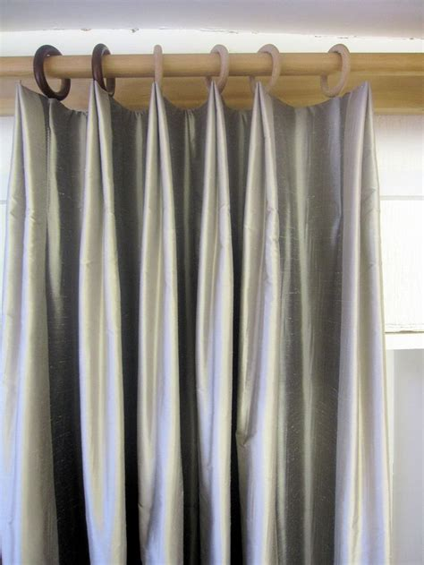 pleated curtains and drapes variation of a double pleat pleated curtains