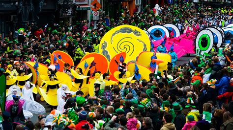 st s day in ireland st s day 2017 st s festival parade