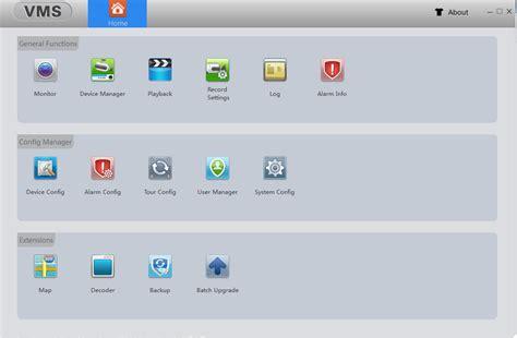 xmeye for windows mac pc software vms
